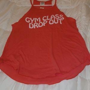 Gym Class Drop Out tank